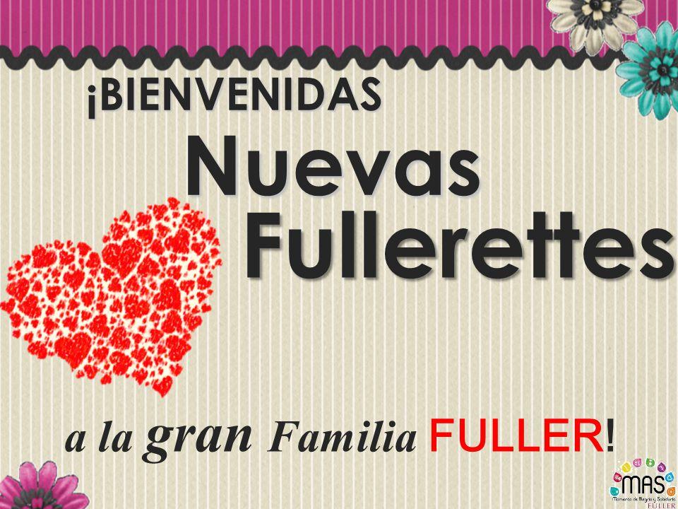 a la gran Familia FULLER!