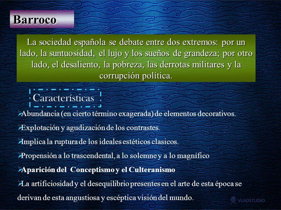 Barroco Características