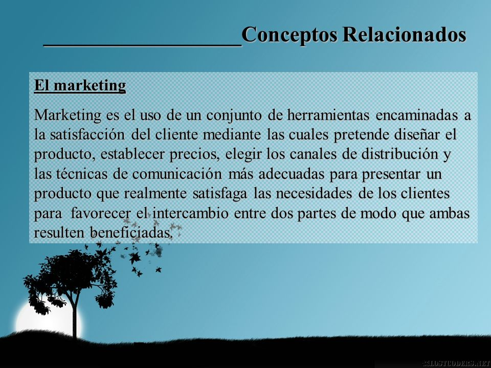 __________________Conceptos Relacionados