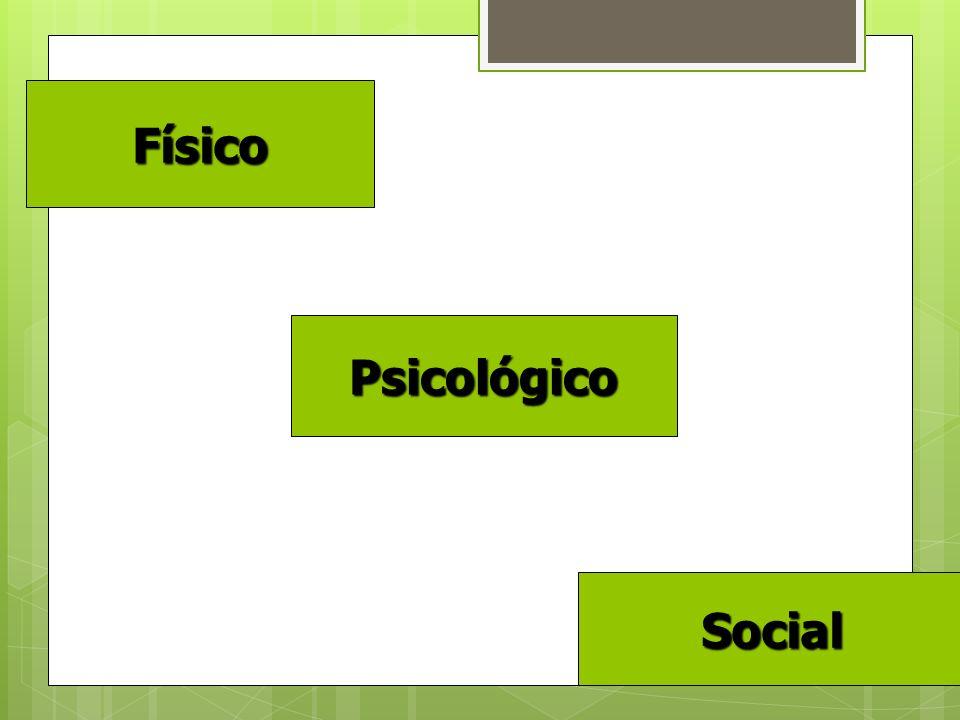 Físico Psicológico Social