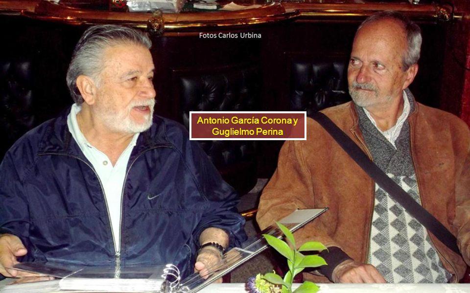 Antonio García Corona y Guglielmo Perina