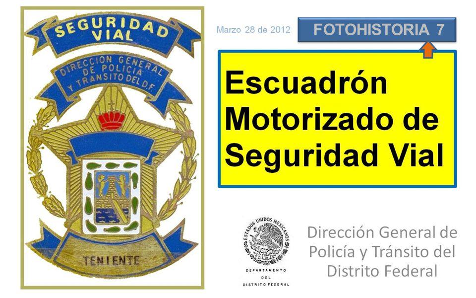 Escuadrón Motorizado de Seguridad Vial