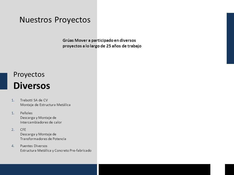 Diversos Nuestros Proyectos Proyectos