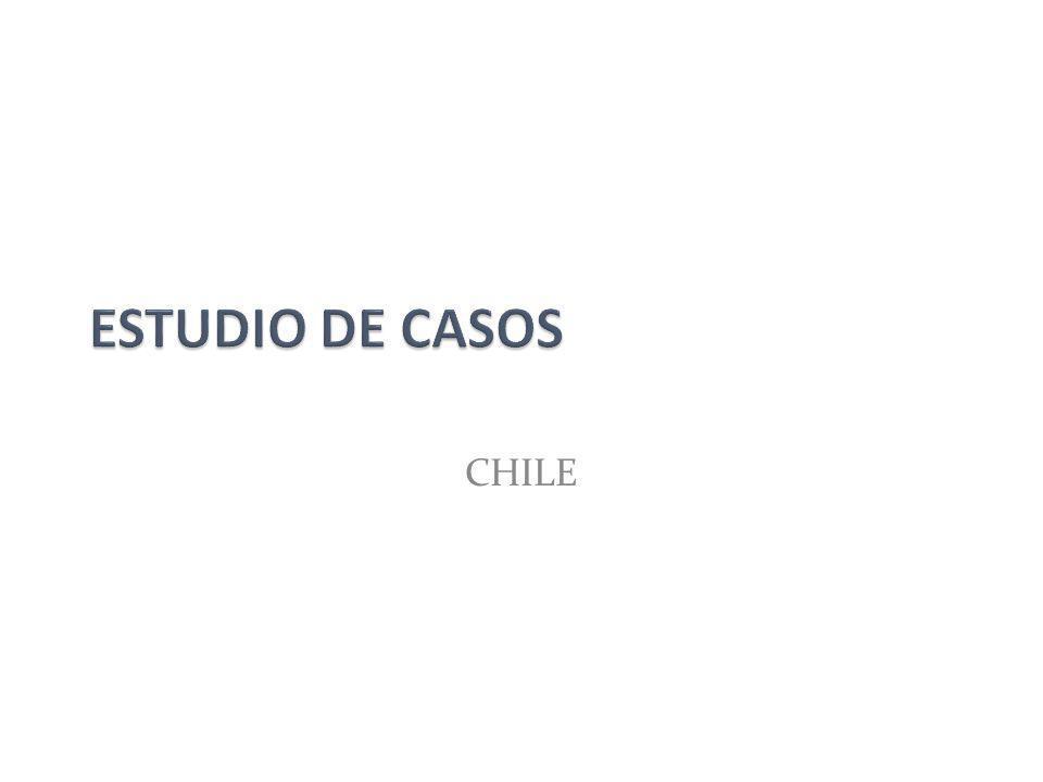 ESTUDIO DE CASOS CHILE