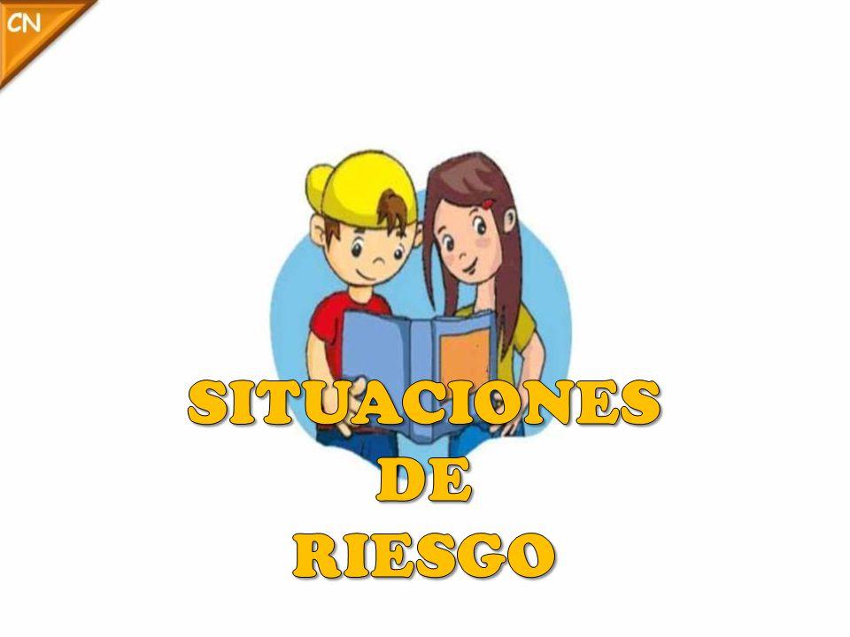 SITUACIONES DE RIESGO