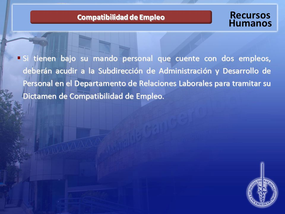 Compatibilidad de Empleo