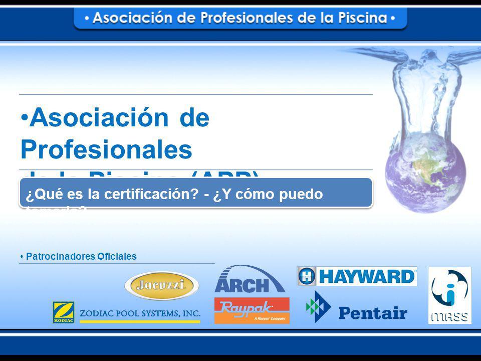 Asociación de Profesionales de la Piscina (APP)