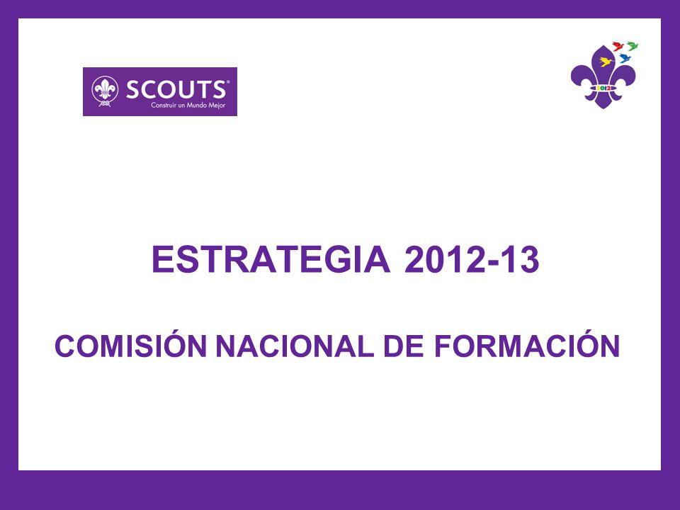 COMISIÓN NACIONAL DE FORMACIÓN