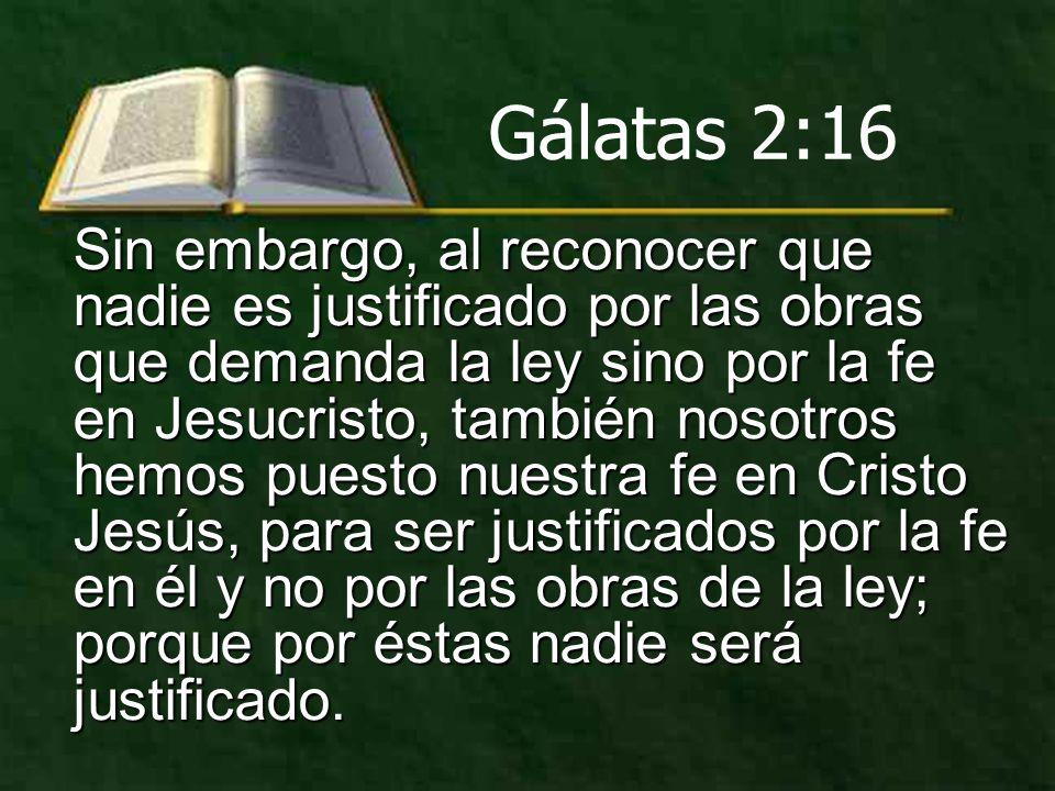 Gálatas 2:16