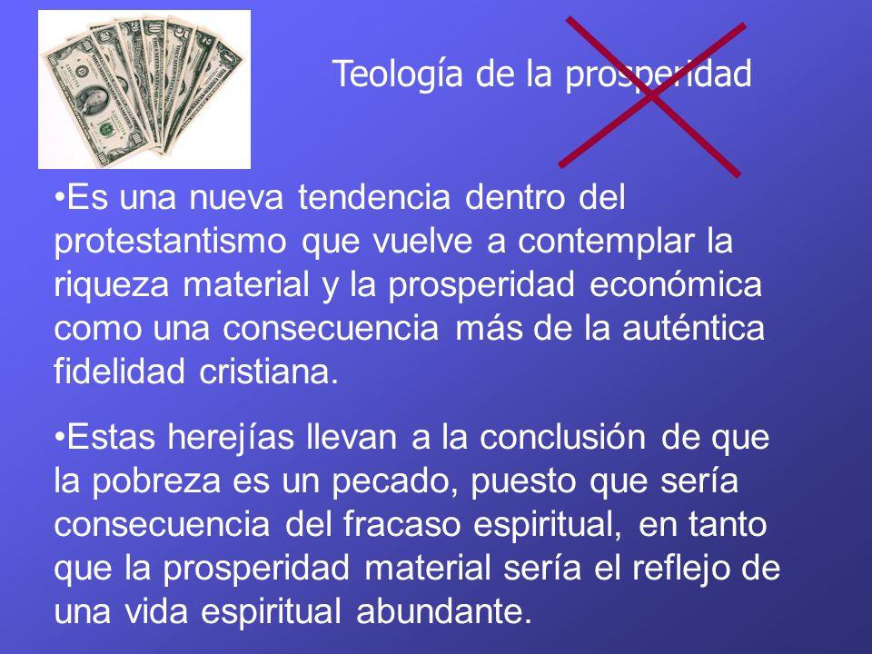Teología de la prosperidad