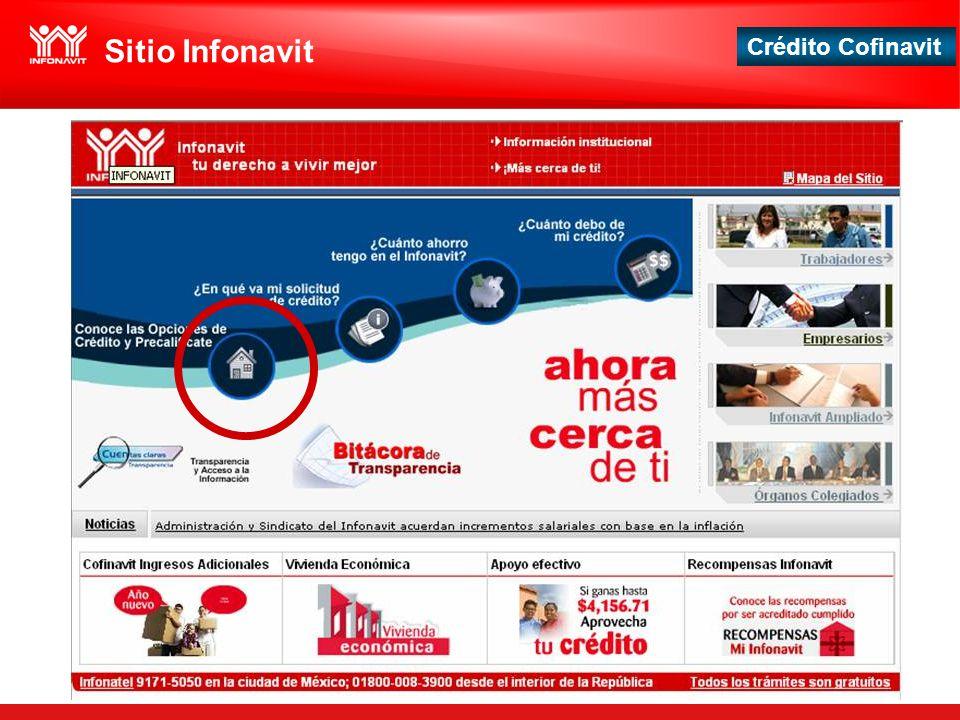 Sitio Infonavit