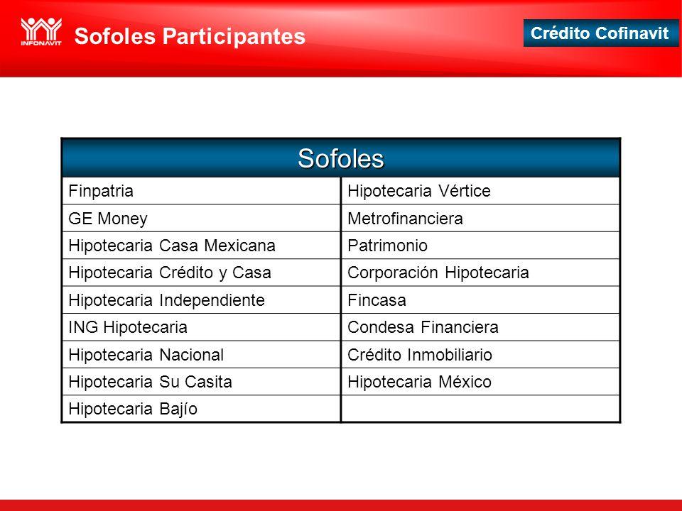 Sofoles Participantes