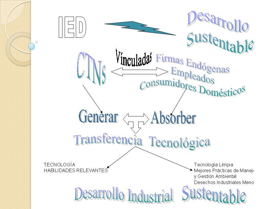 Desarrollo Sustentable IED