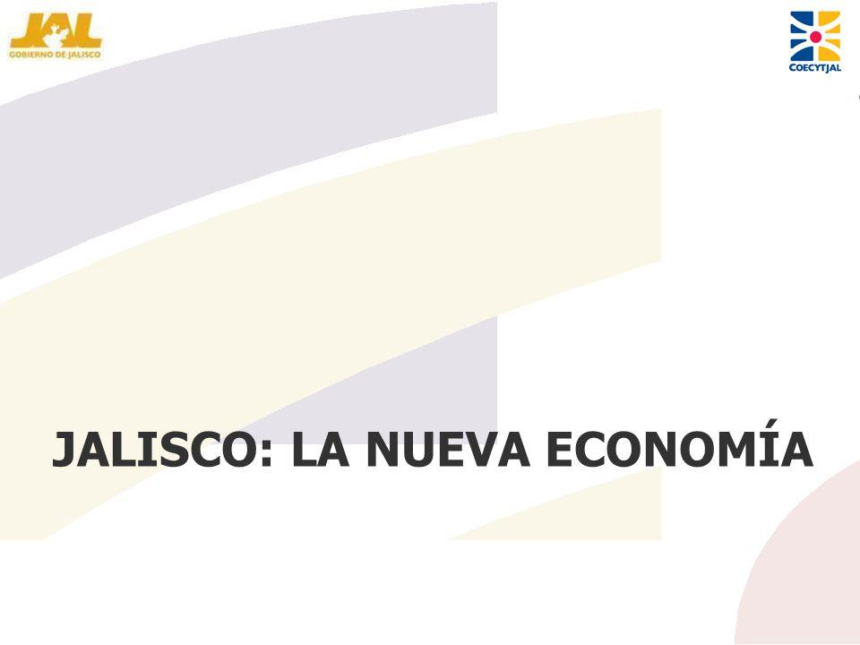 Jalisco: la Nueva Economía
