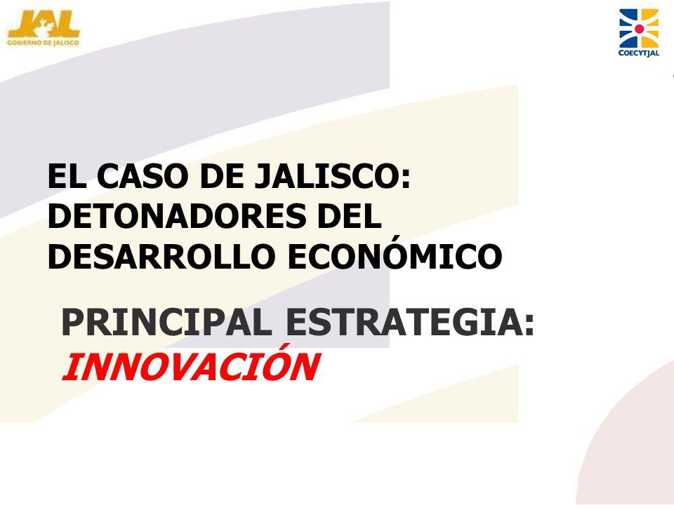 PRINCIPAL Estrategia: Innovación