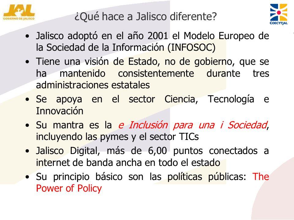 ¿Qué hace a Jalisco diferente