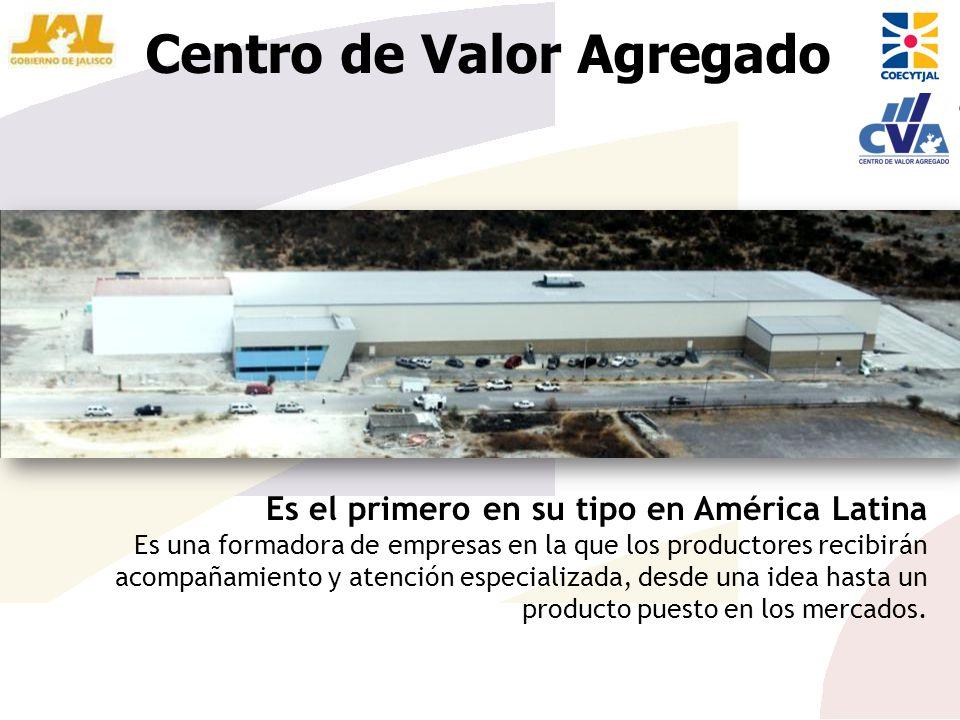 Centro de Valor Agregado