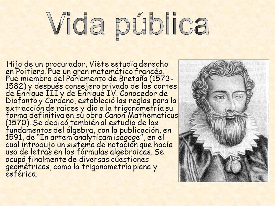 Vida pública