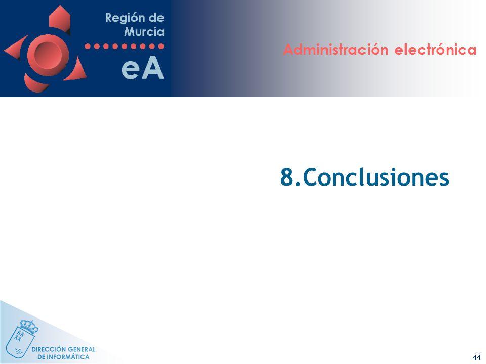 8.Conclusiones
