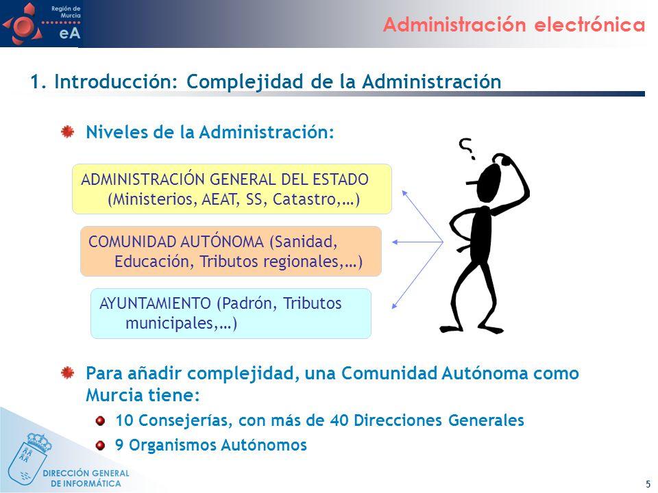 1. Introducción: Complejidad de la Administración