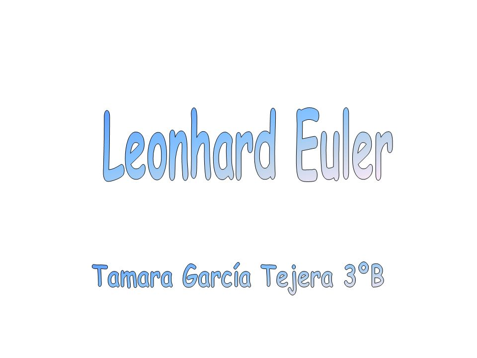 Tamara García Tejera 3ºB