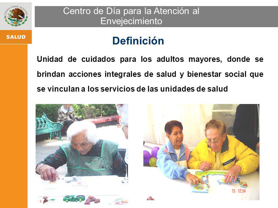 Centro de Día para la Atención al Envejecimiento