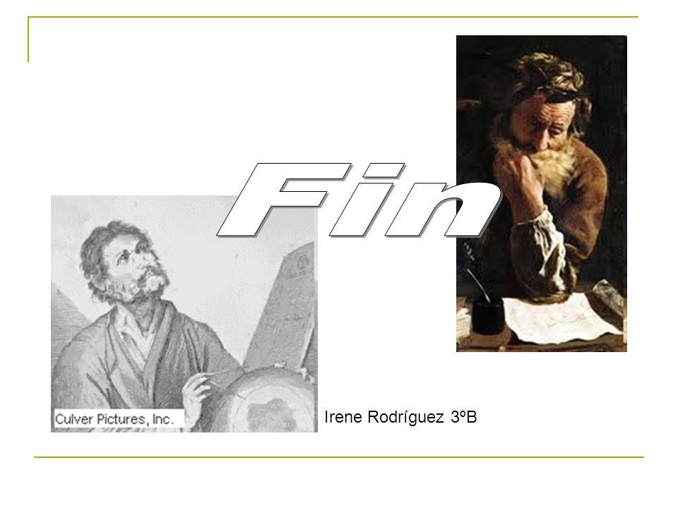 Fin Irene Rodríguez 3ºB