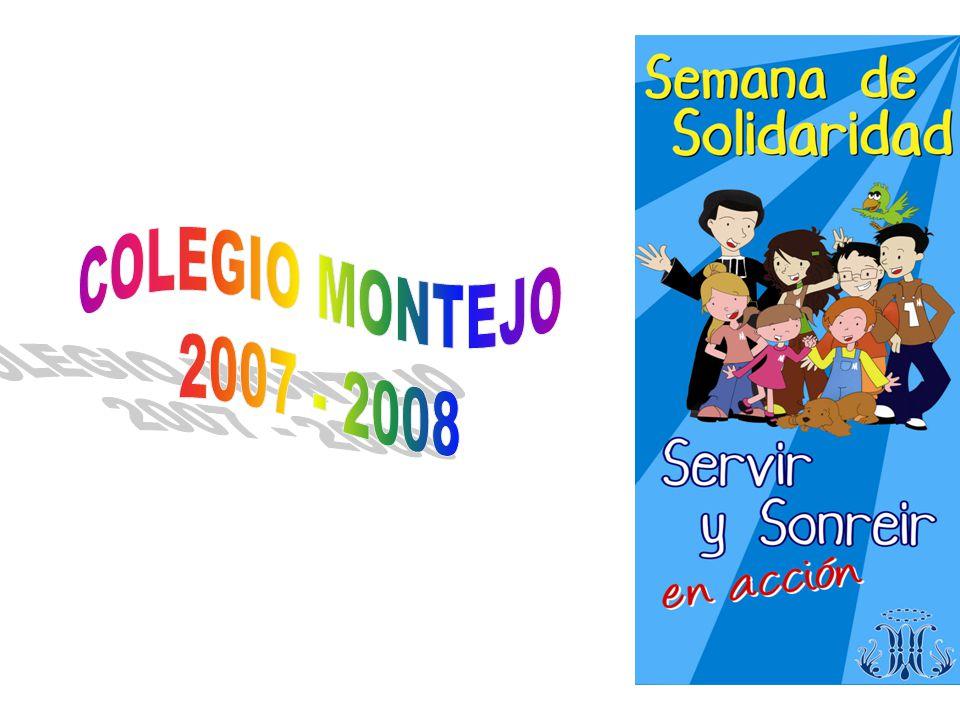 COLEGIO MONTEJO 2007 - 2008