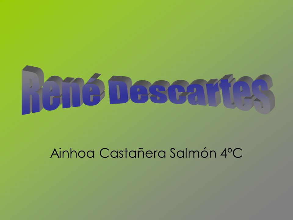 Ainhoa Castañera Salmón 4ºC