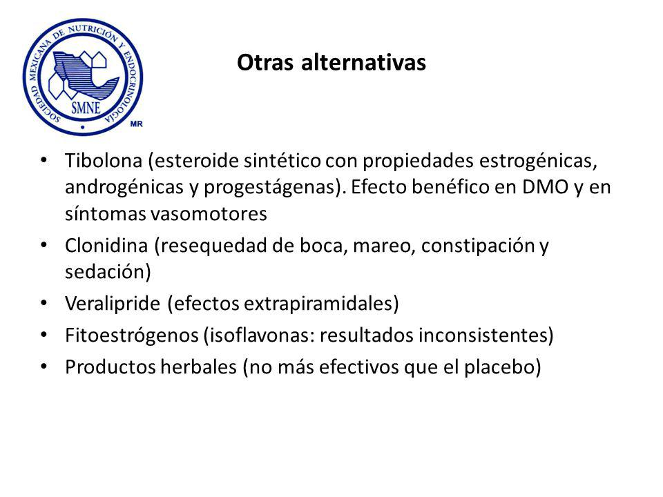 Otras alternativas