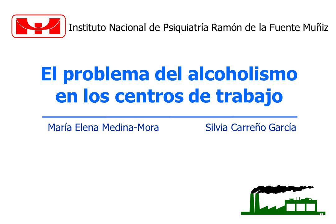 El problema del alcoholismo en los centros de trabajo