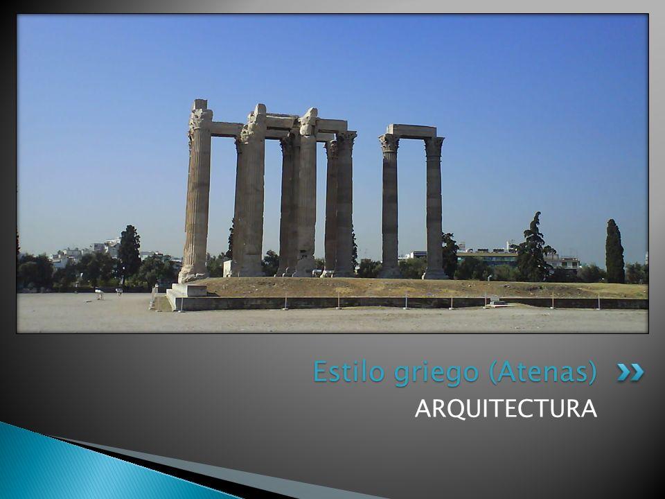 Estilo griego (Atenas)