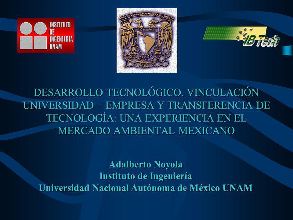 Instituto de Ingeniería Universidad Nacional Autónoma de México UNAM