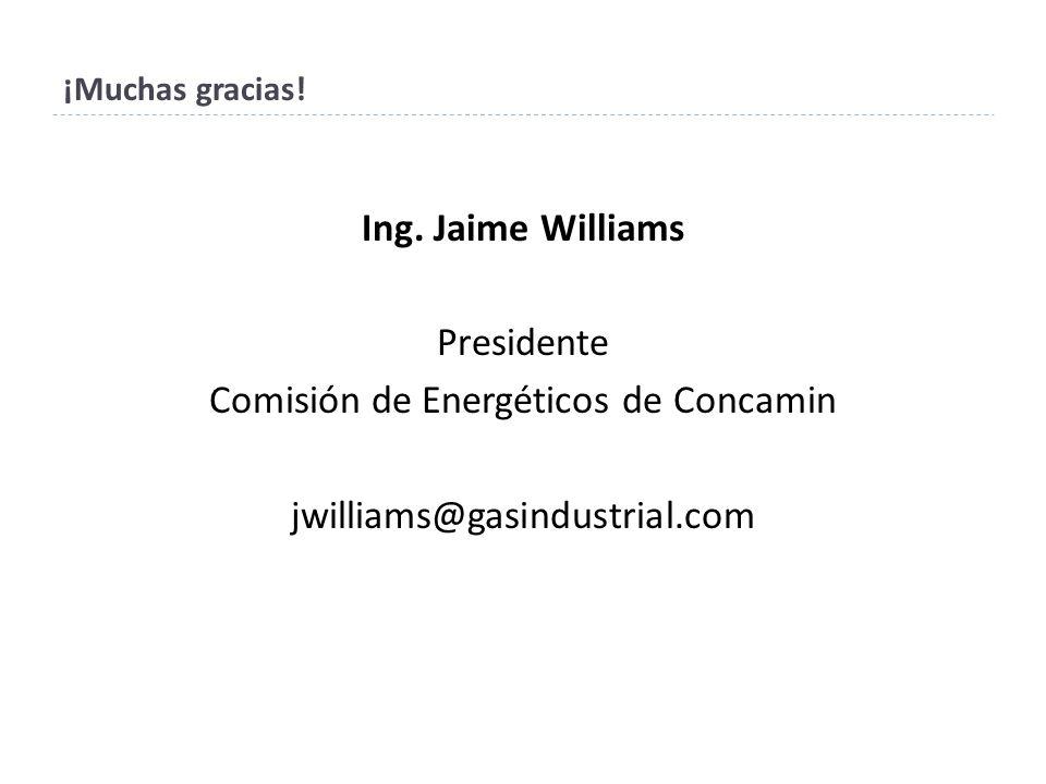Comisión de Energéticos de Concamin