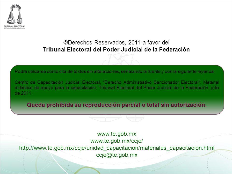 ©Derechos Reservados, 2011 a favor del