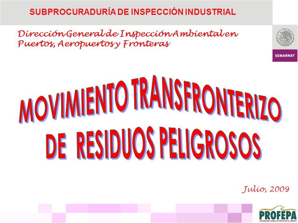 SUBPROCURADURÍA DE INSPECCIÓN INDUSTRIAL