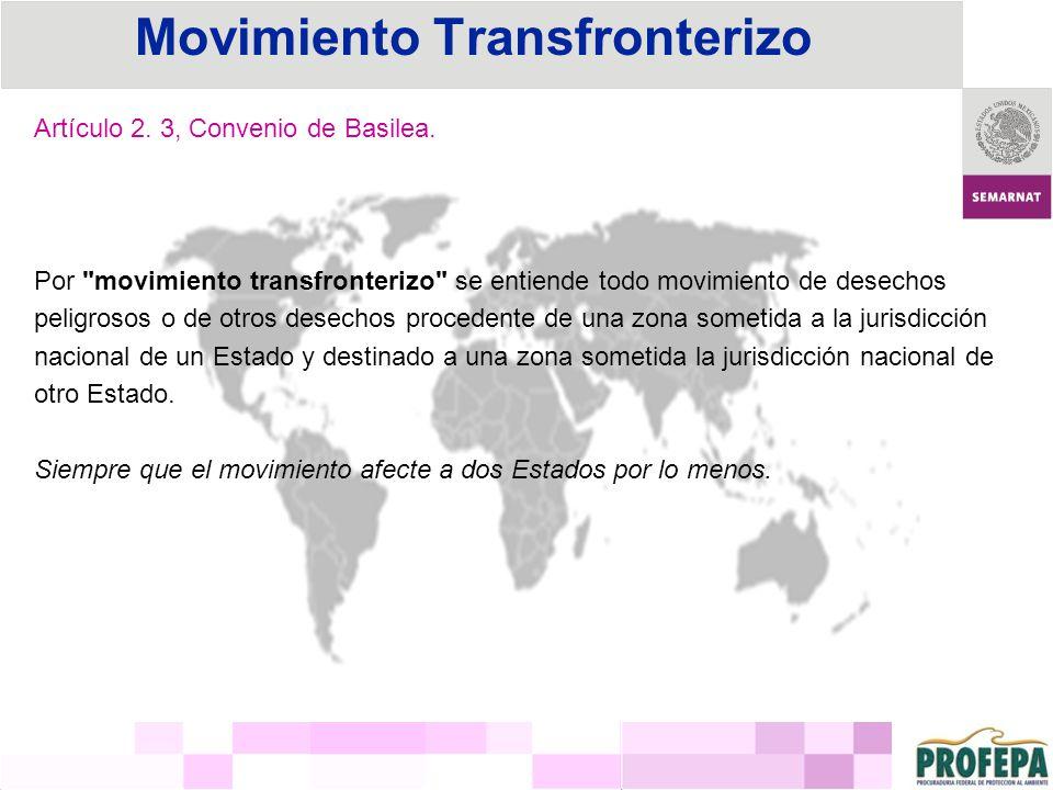 Movimiento Transfronterizo