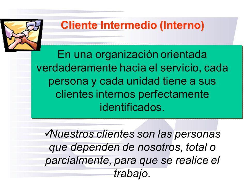 Cliente Intermedio (Interno)