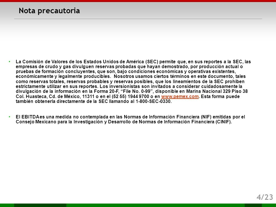 89 Nota precautoria.