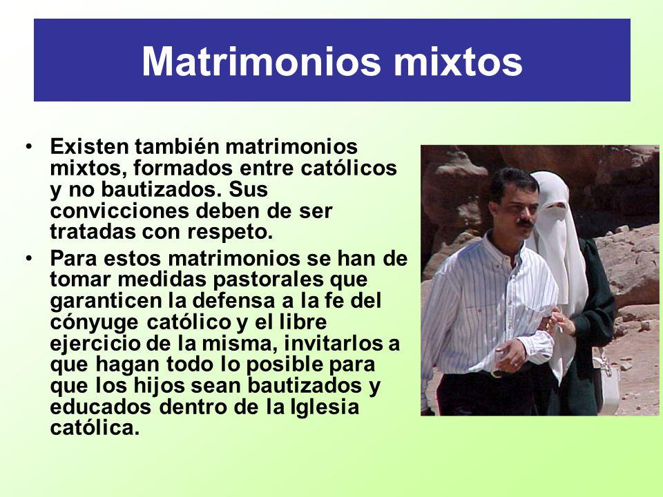 Matrimonio Mixto Catolico Ortodoxo : El cuidado pastoral de los matrimonios sacramentados ppt
