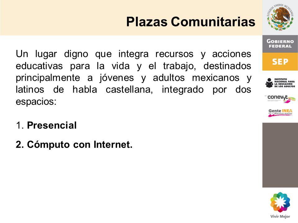 Plazas Comunitarias
