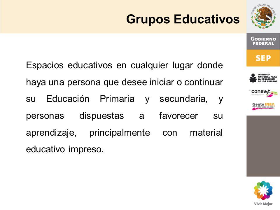 Grupos Educativos