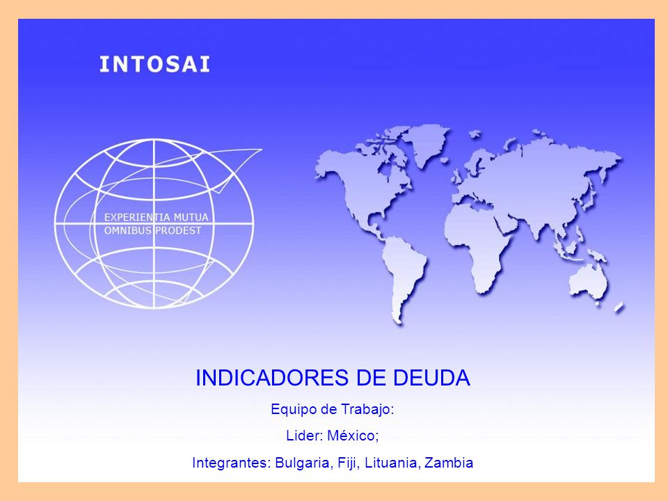 Integrantes: Bulgaria, Fiji, Lituania, Zambia