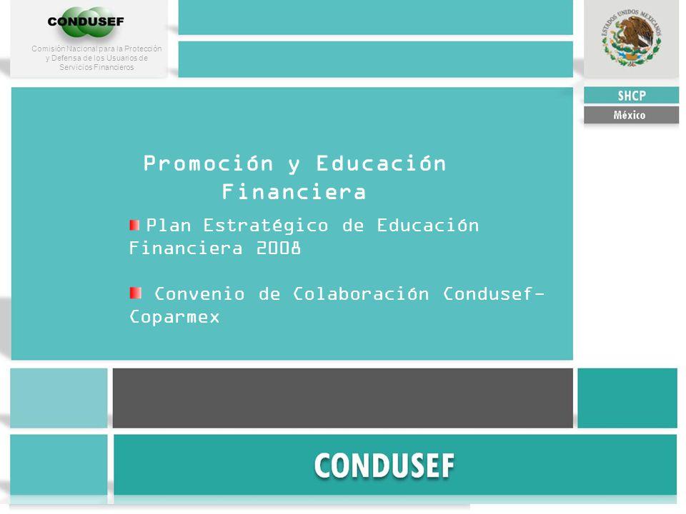 Promoción y Educación Financiera