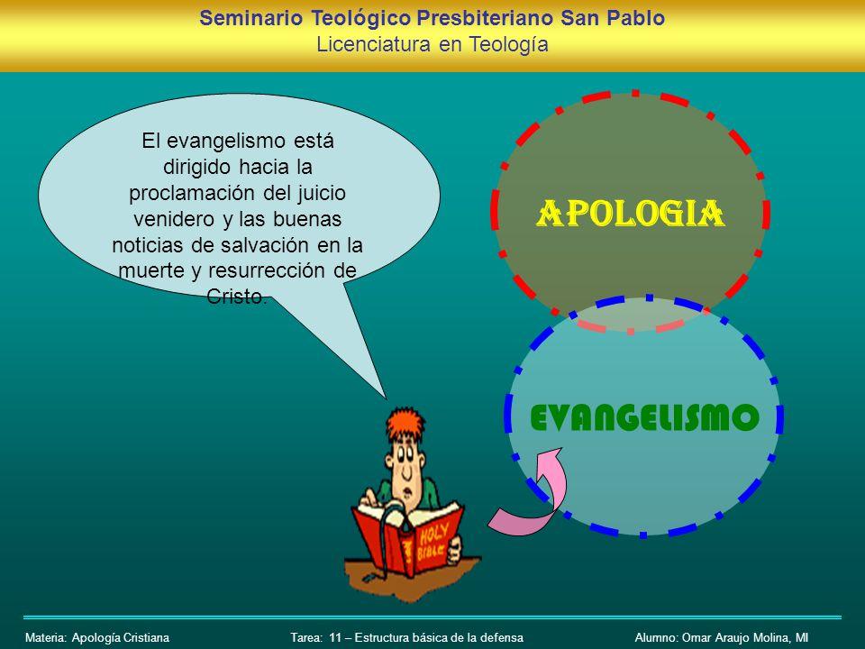Seminario Teológico Presbiteriano San Pablo