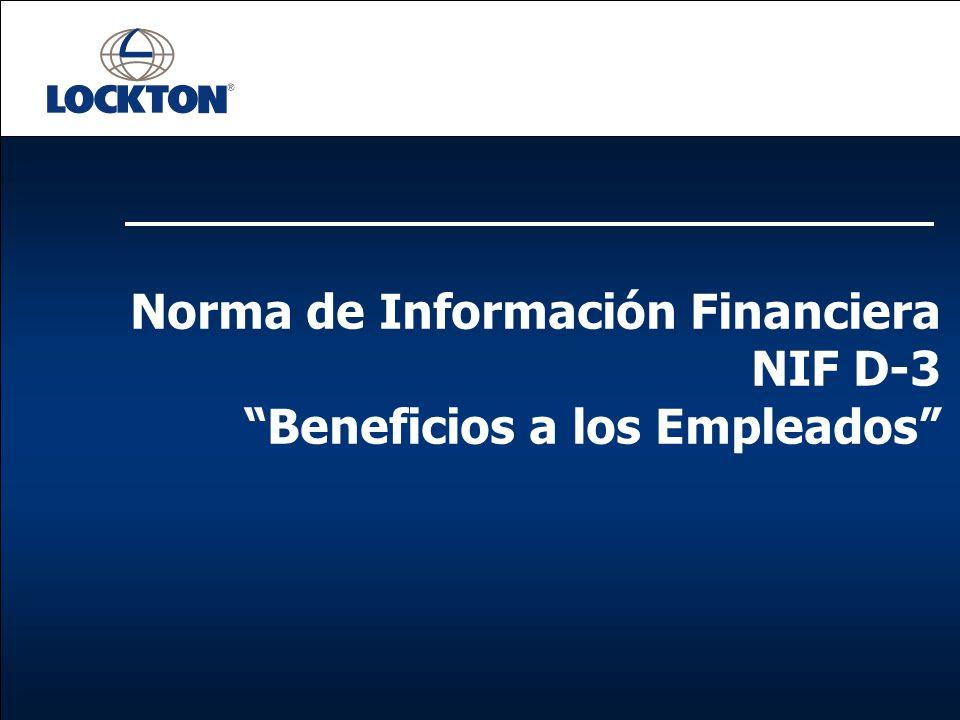 Norma de Información Financiera