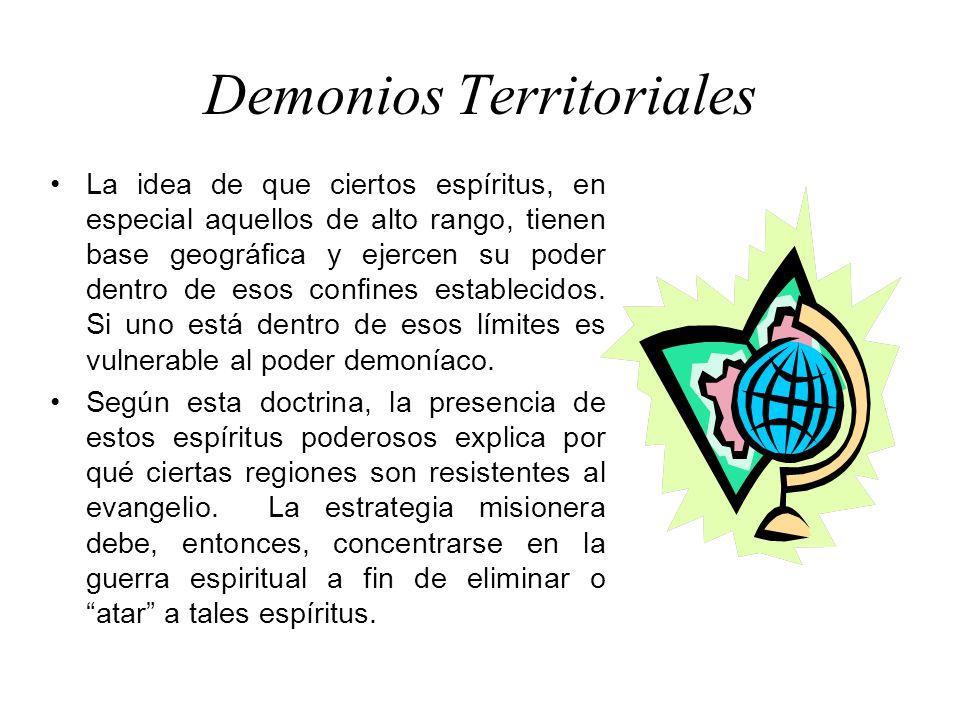 Demonios Territoriales