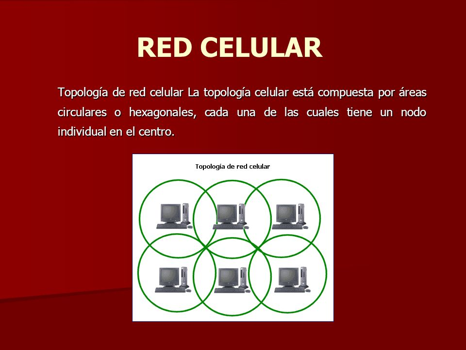 RED CELULAR