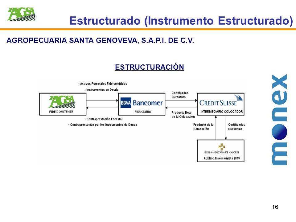 Estructurado (Instrumento Estructurado)