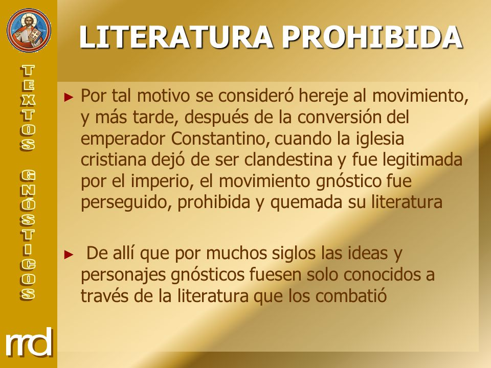 LITERATURA PROHIBIDA